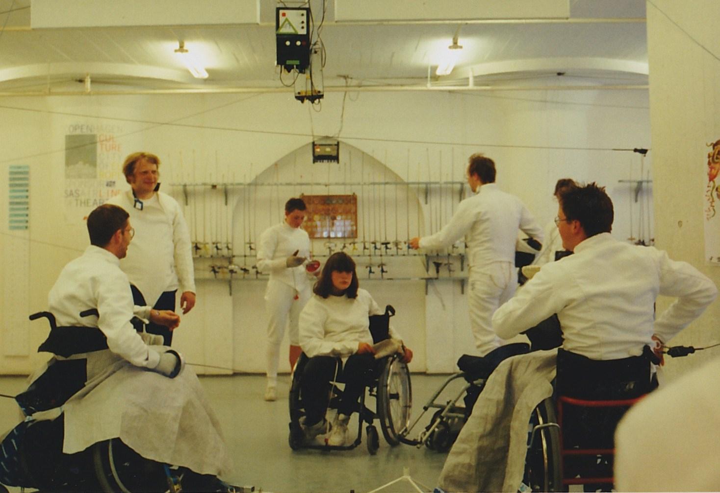 Kørestolsfgt Nr3