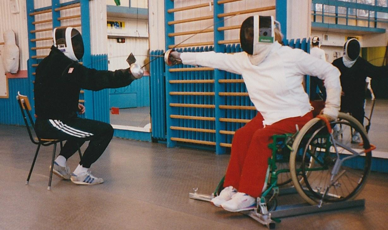 Kørestolsfgt nr10